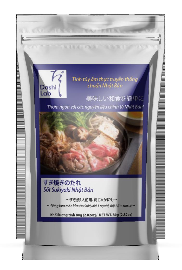 sot sukiyaki dashi lab