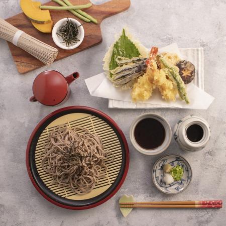 tempura zaru soba